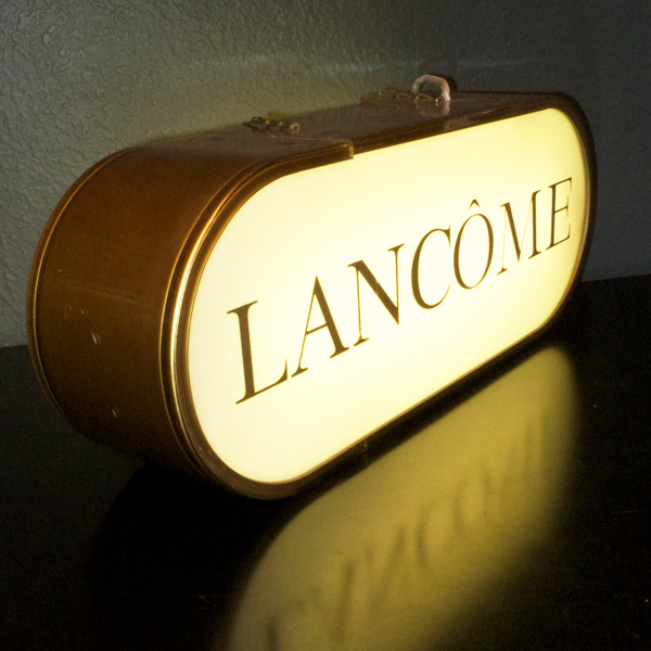 lancome light box